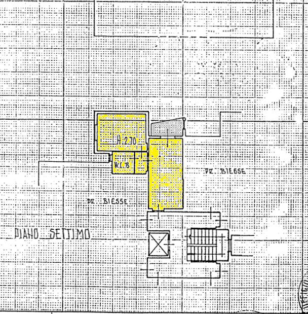 Planimetria 1/2 per rif. A428