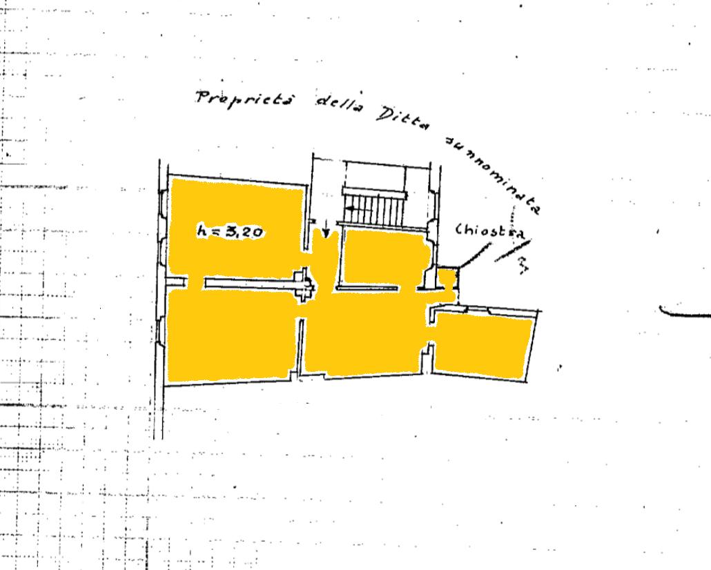 Planimetria 1/1 per rif. 503