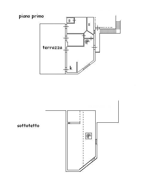 Planimetria 1/1 per rif. A441
