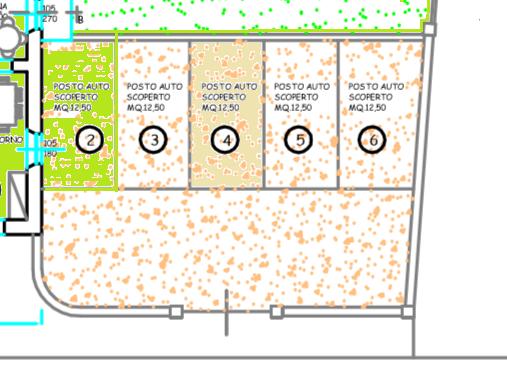 Planimetria 3/3 per rif. 514
