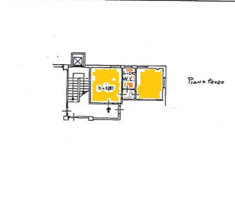 Planimetria 1/1 per rif. A443