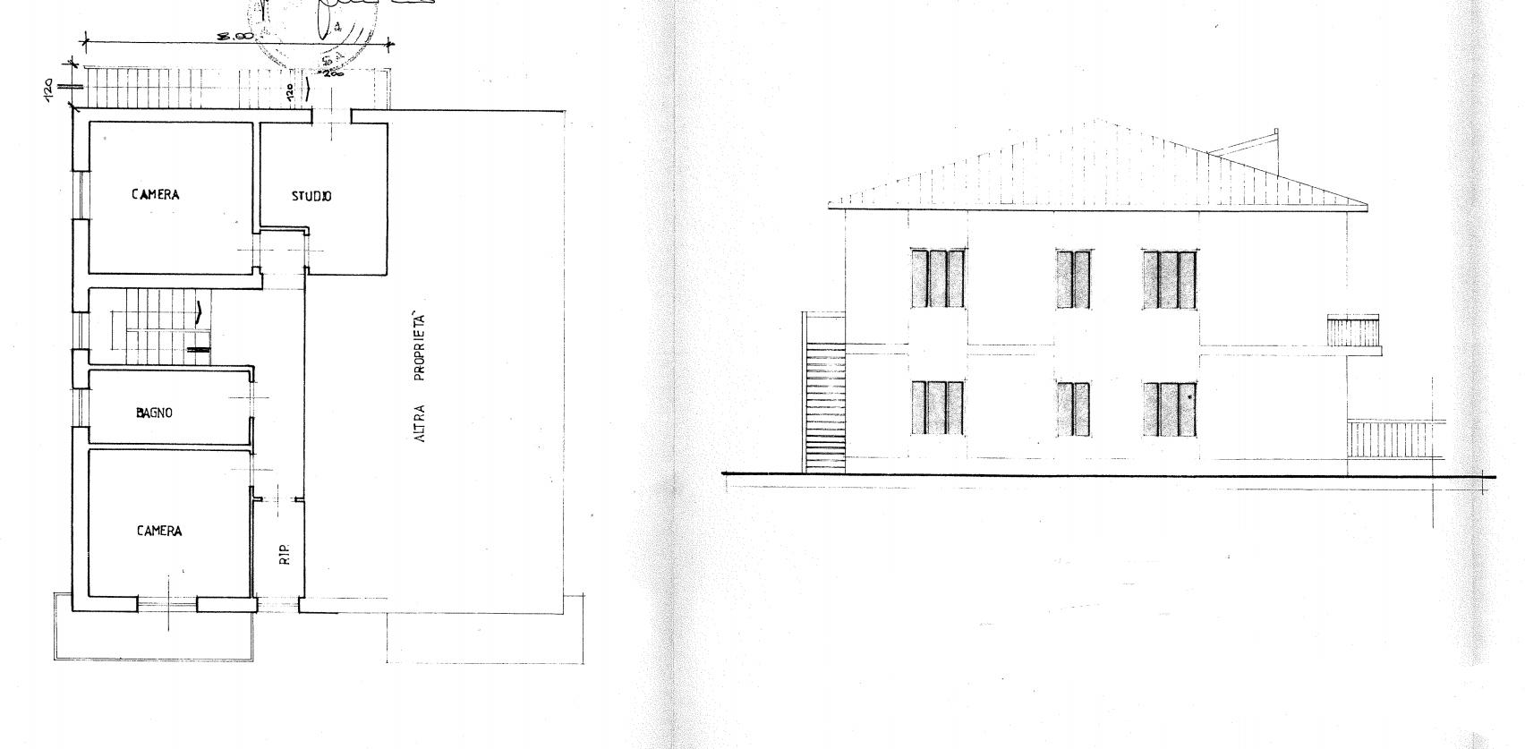Planimetria 3/3 per rif. 539
