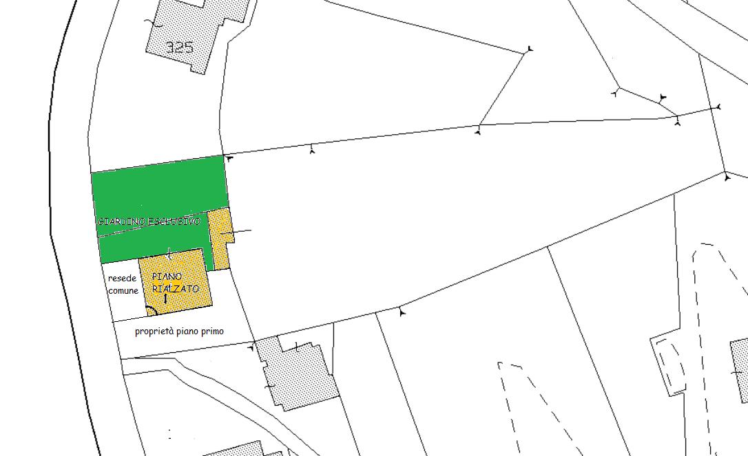 Planimetria 2/2 per rif. 557