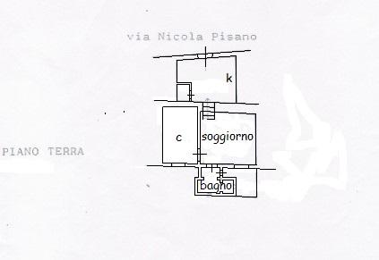 Planimetria 1/1 per rif. A174