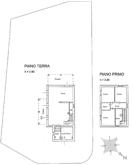 Planimetria 3/3 per rif. IA5751