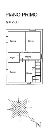 Planimetria 2/3 per rif. IA5751