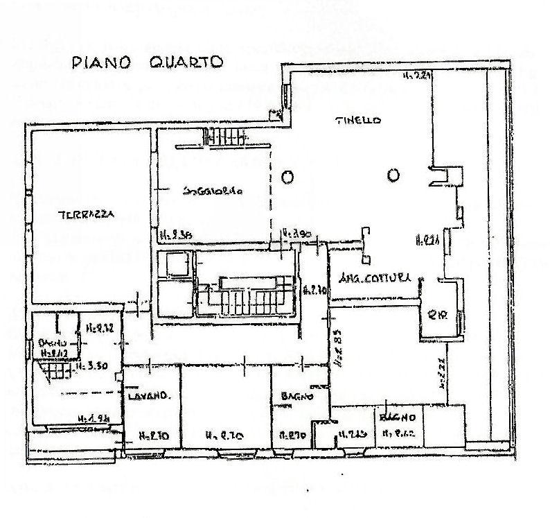 Planimetria 2/3 per rif. IA5090