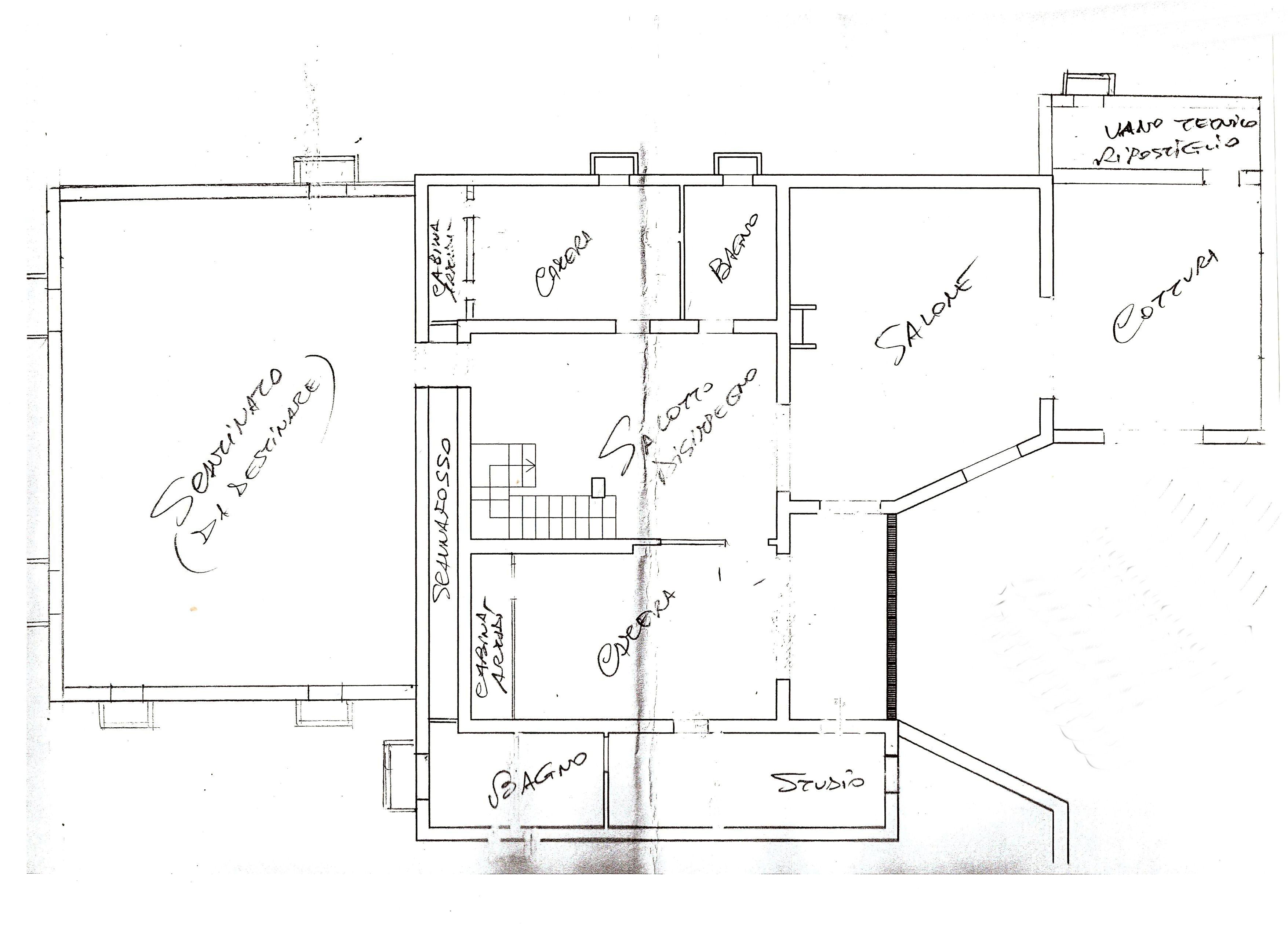 Planimetria 2/3 per rif. IA5046
