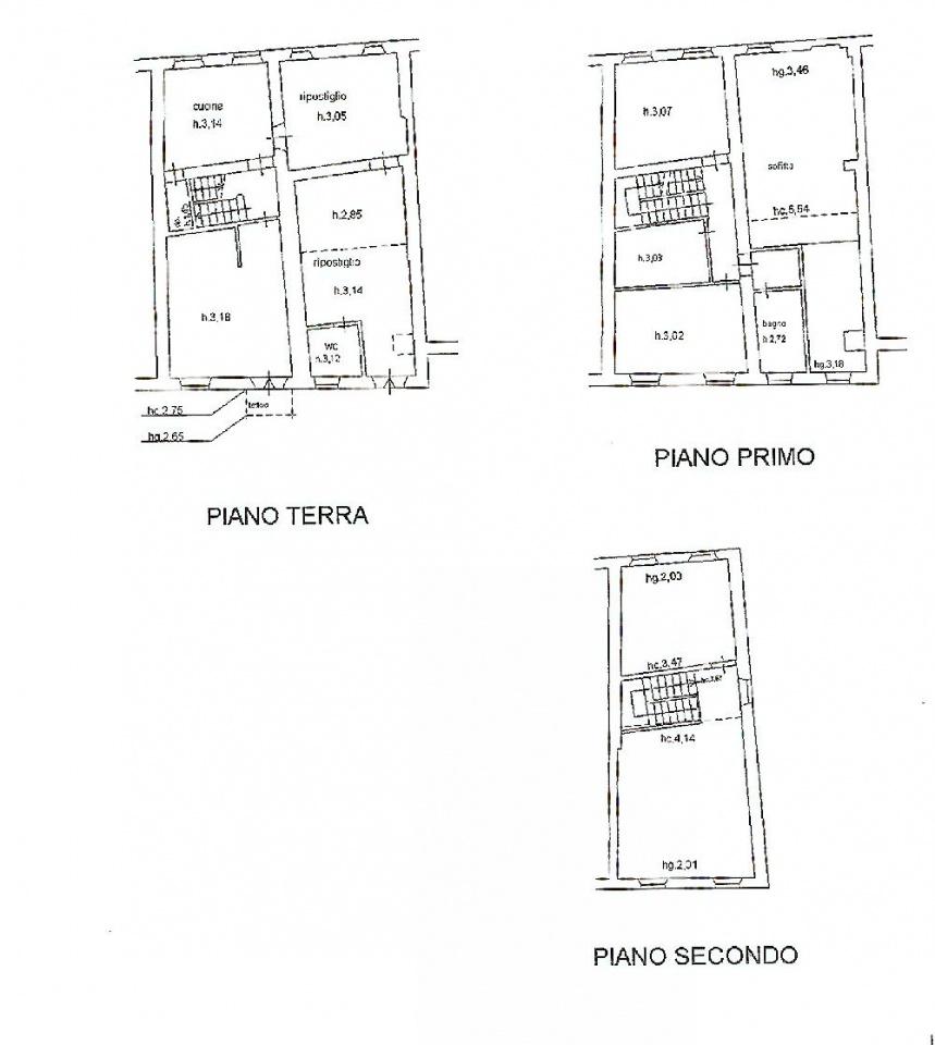 Planimetria 1/1 per rif. IA5024