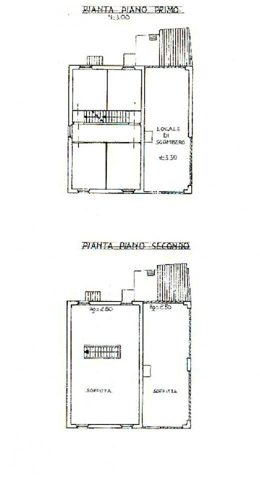 Planimetria 2/3 per rif. IA5010