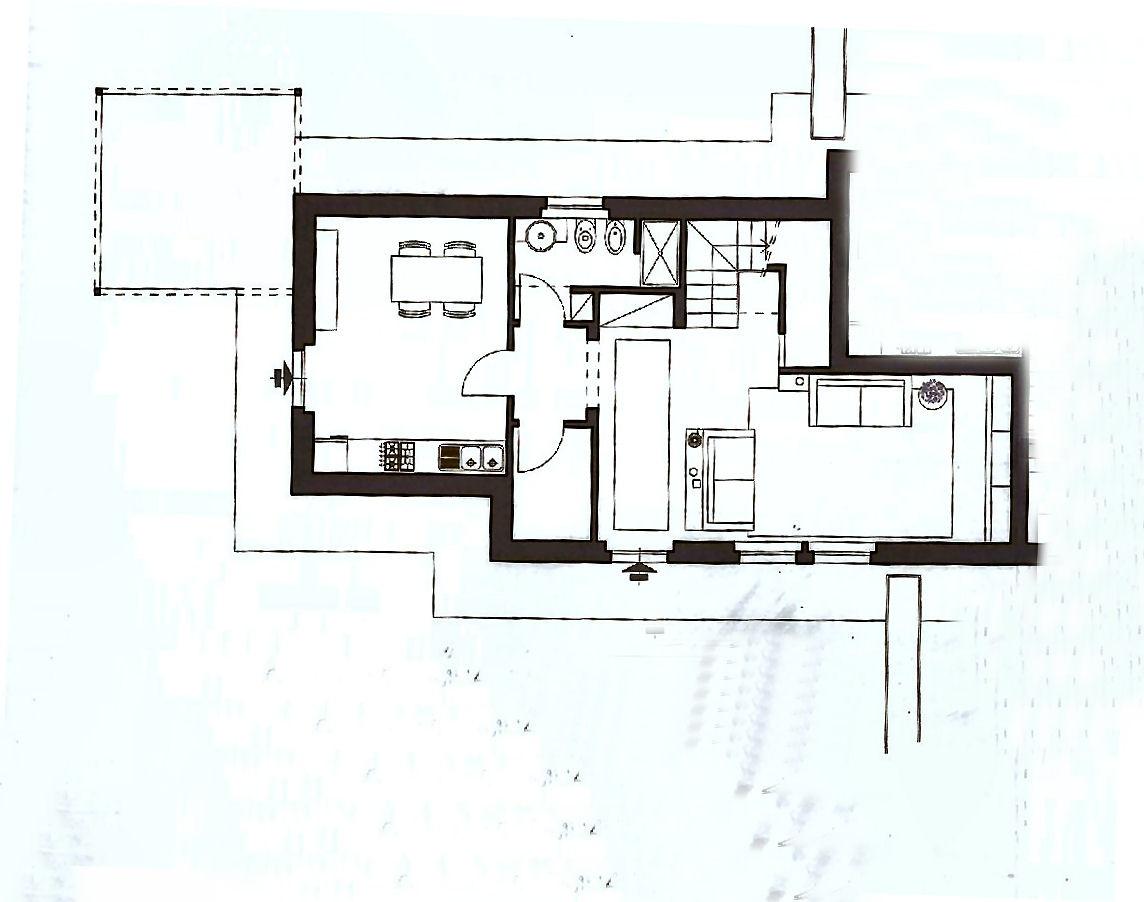 Planimetria 2/2 per rif. IA5009