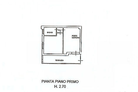 Planimetria 1/1 per rif. IA4826