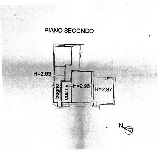 Planimetria 1/1 per rif. IA4800
