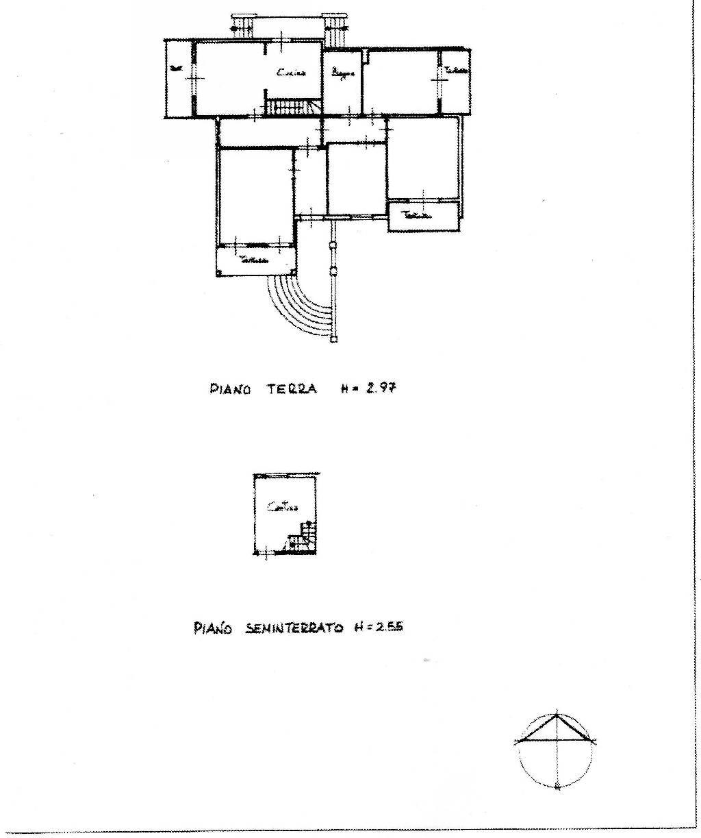 Planimetria 2/3 per rif. IA4568