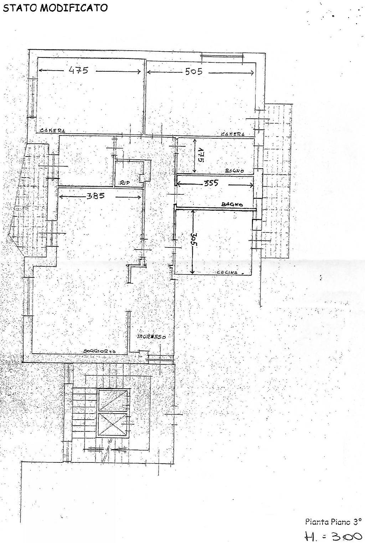 Planimetria 1/1 per rif. IA4557