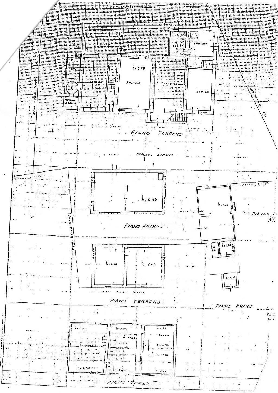 Planimetria 2/2 per rif. IA1671