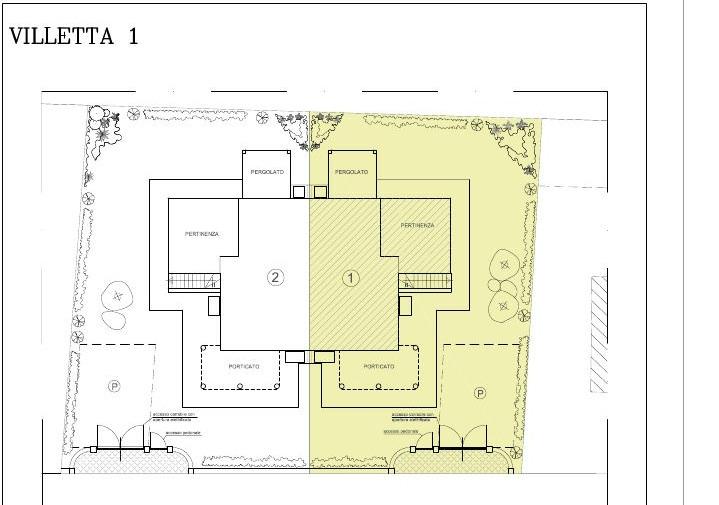 Planimetria 2/2 per rif. IA4505