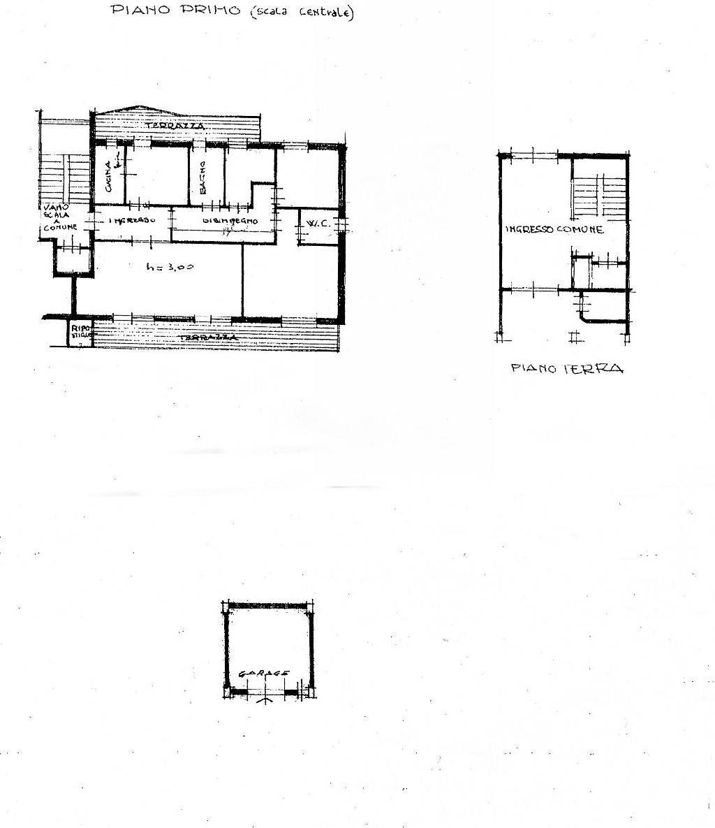 Planimetria 1/1 per rif. IA4381