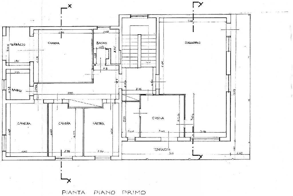 Planimetria 2/2 per rif. IA5594