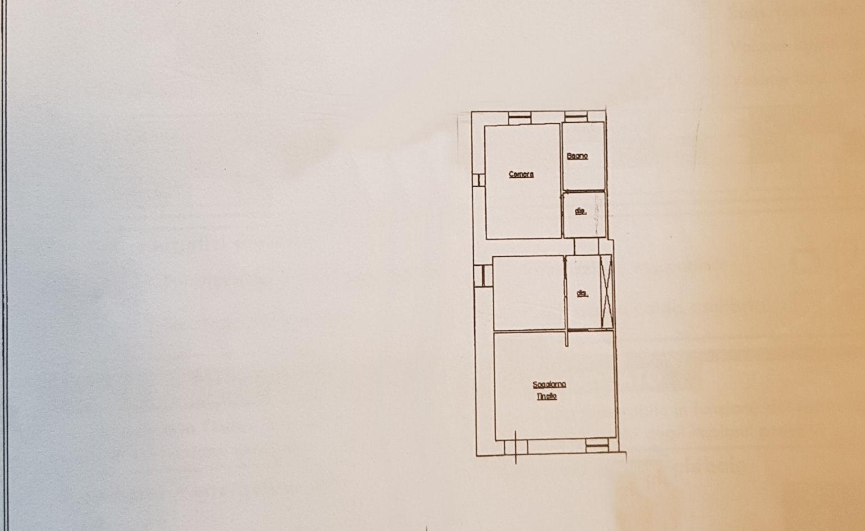 Planimetria 1/1 per rif. IA5110