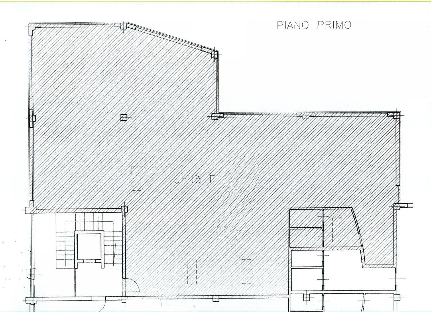 Planimetria 1/1 per rif. AF5300