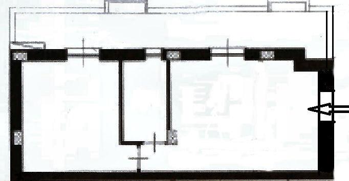 Planimetria 1/1 per rif. IA5160