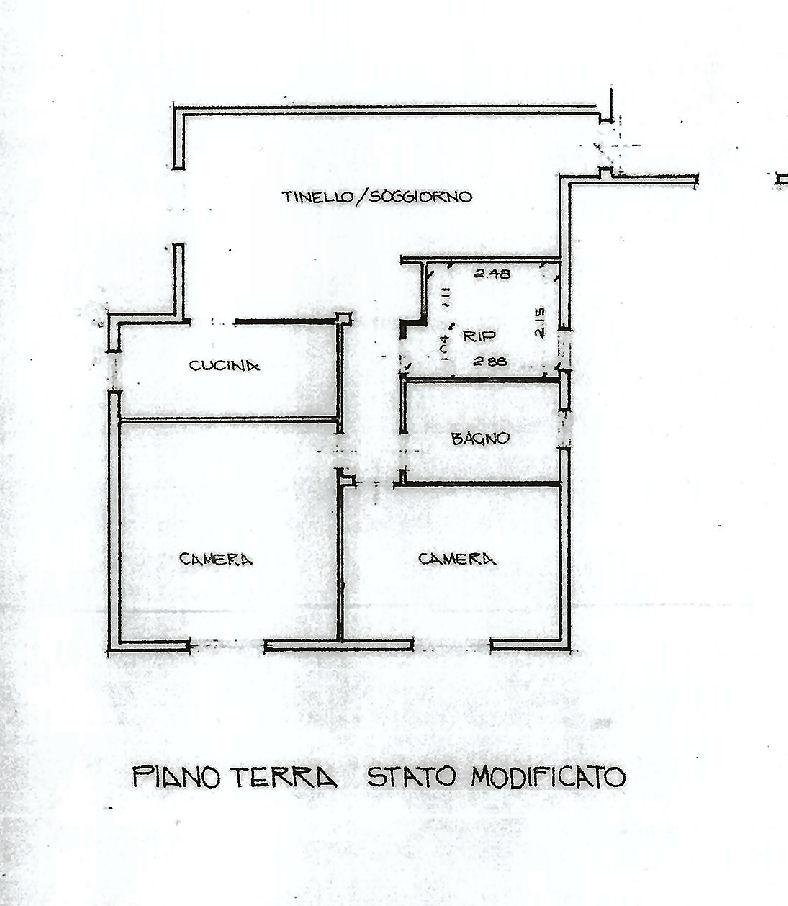 Planimetria 1/1 per rif. IA5181