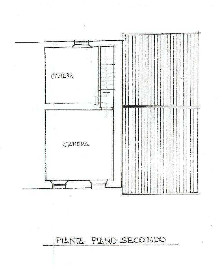 Planimetria 2/2 per rif. IA5192