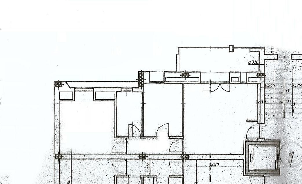 Planimetria 1/2 per rif. IA5198
