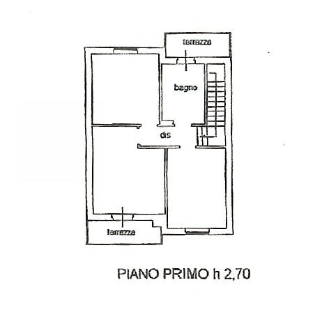 Planimetria 2/3 per rif. IA5232
