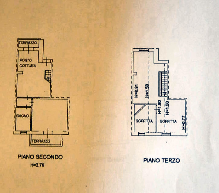 Planimetria 1/1 per rif. IA5252