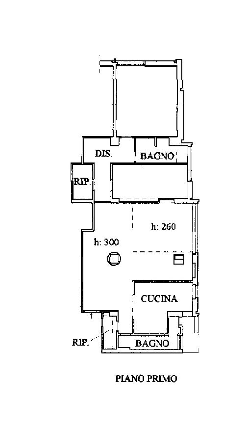 Planimetria 1/1 per rif. IA5262