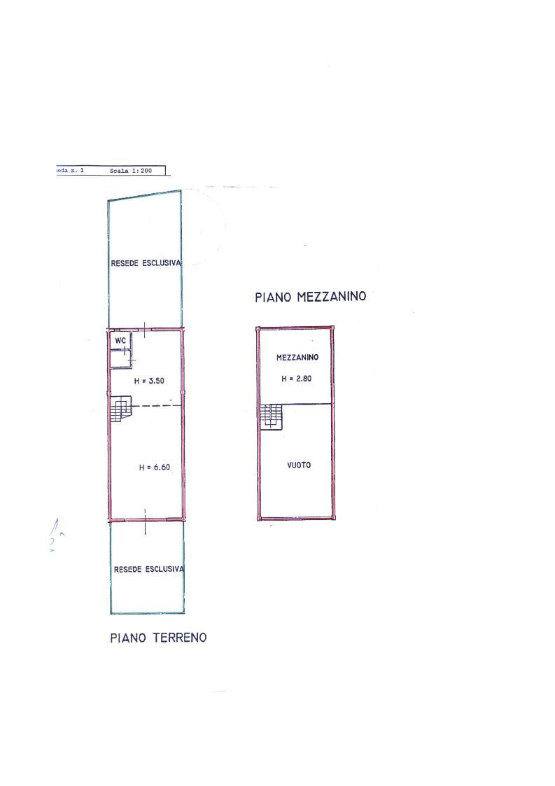 Planimetria 1/1 per rif. UF5263