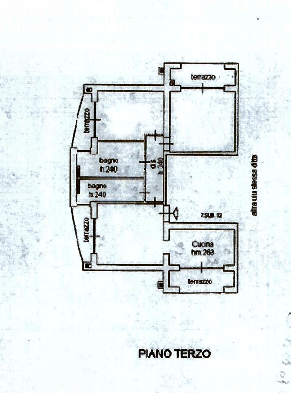 Planimetria 1/1 per rif. IA5271