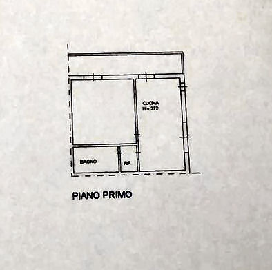 Planimetria 1/1 per rif. IA5272