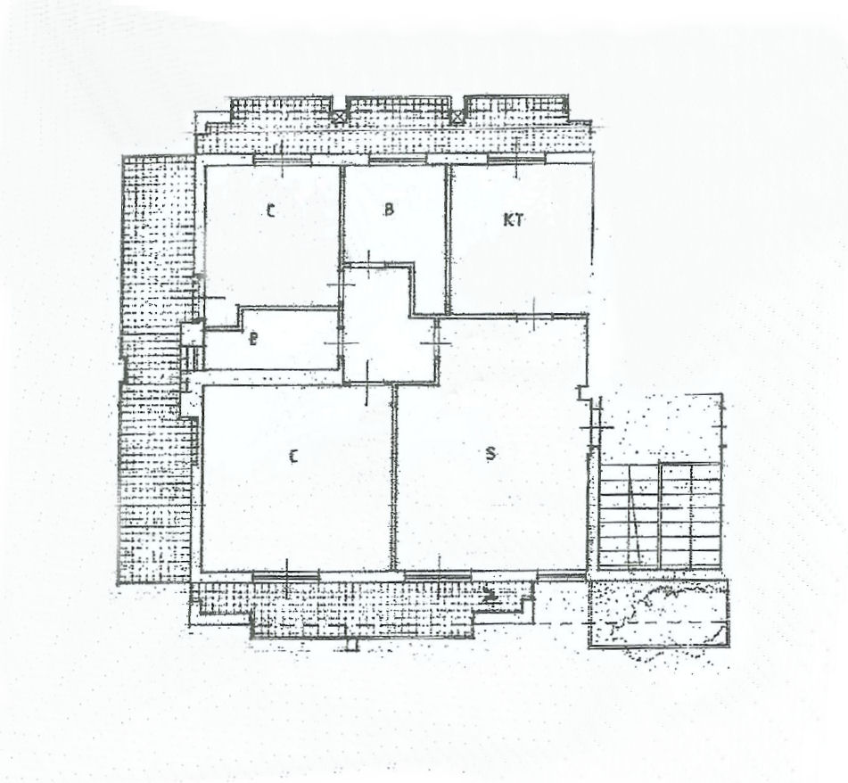 Planimetria 1/1 per rif. IA5289
