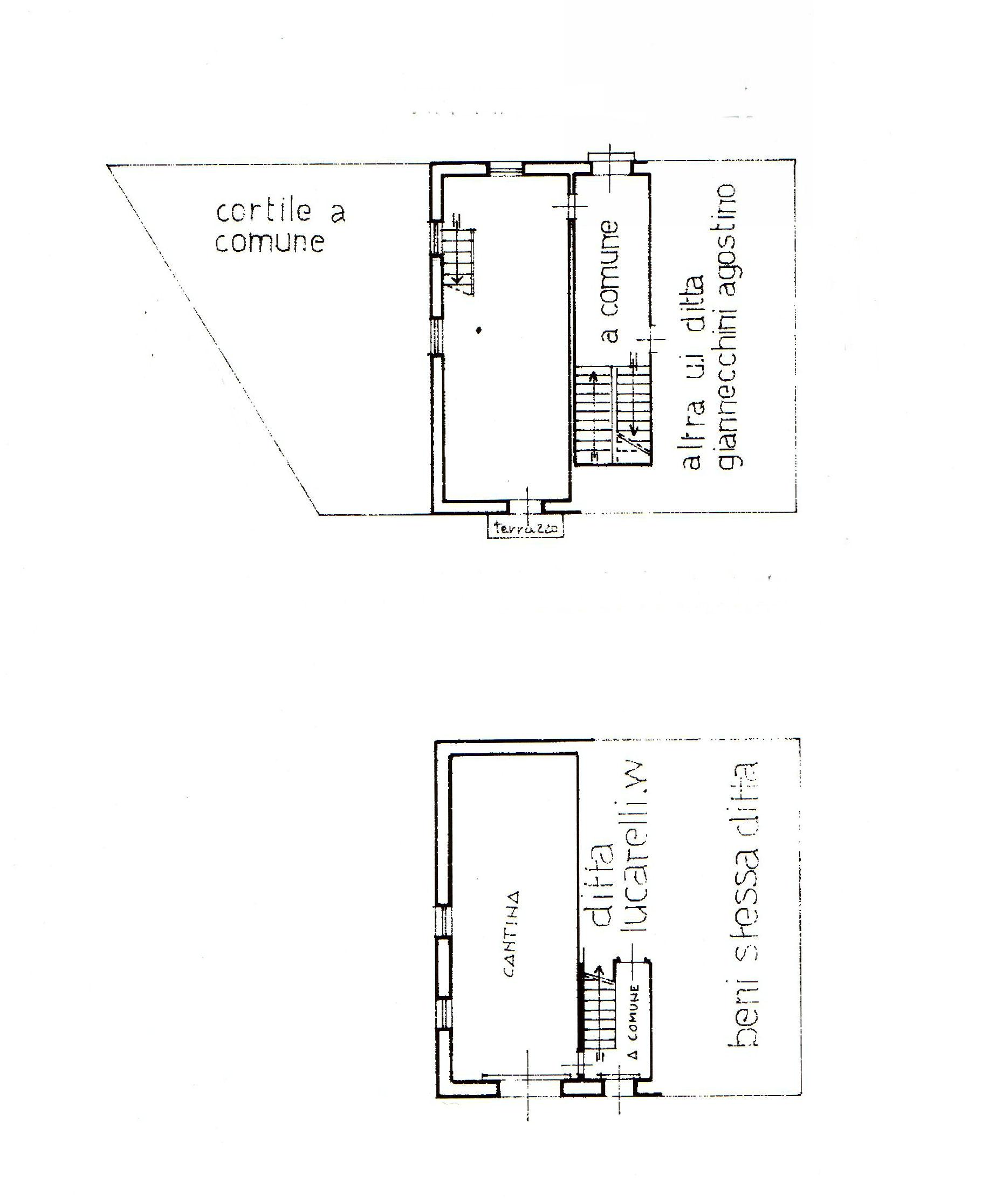 Planimetria 2/3 per rif. IA5298
