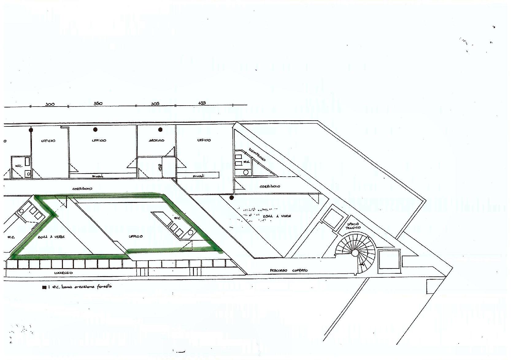 Planimetria 1/1 per rif. AF5320