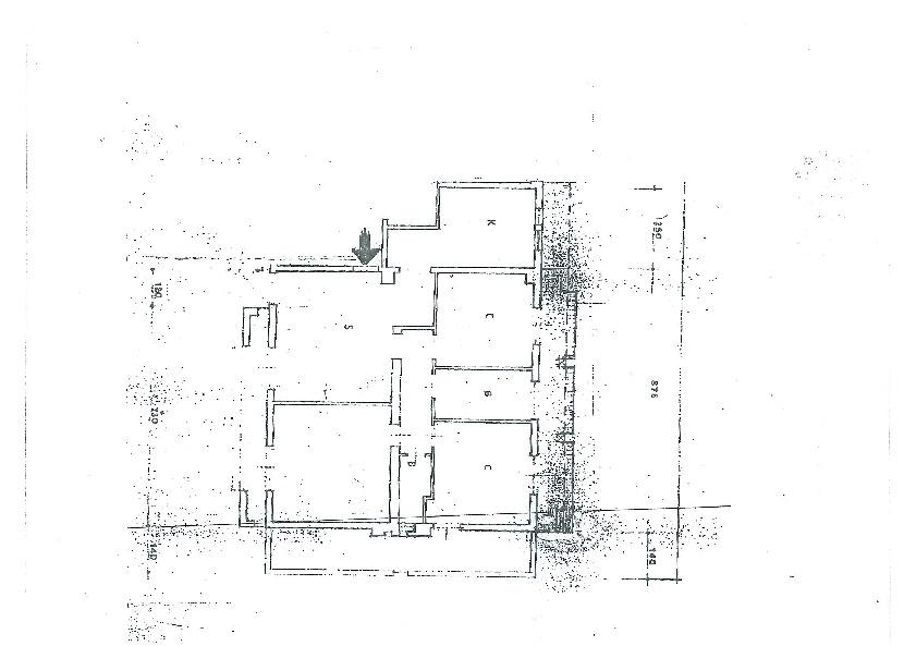 Planimetria 1/1 per rif. IA5329