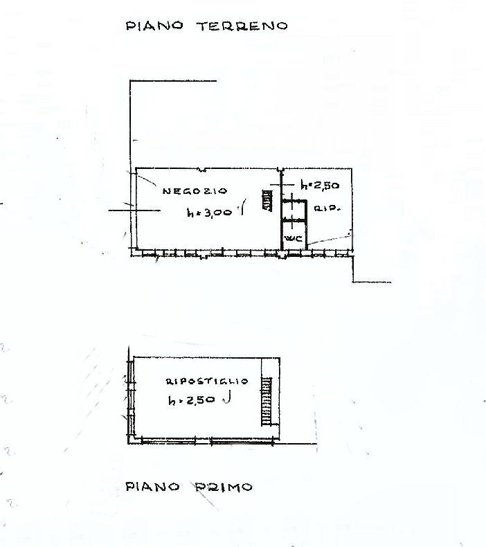 Planimetria 1/1 per rif. AF5341