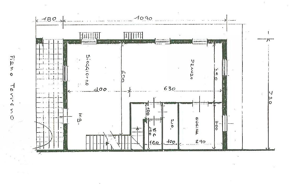 Planimetria 2/3 per rif. IA5345