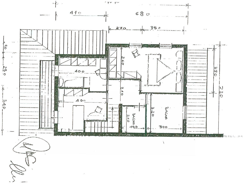 Planimetria 1/3 per rif. IA5345