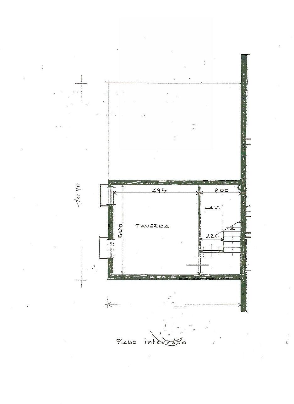 Planimetria 3/3 per rif. IA5345