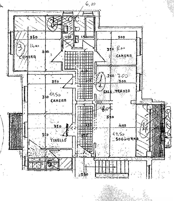 Planimetria 1/1 per rif. IA5346