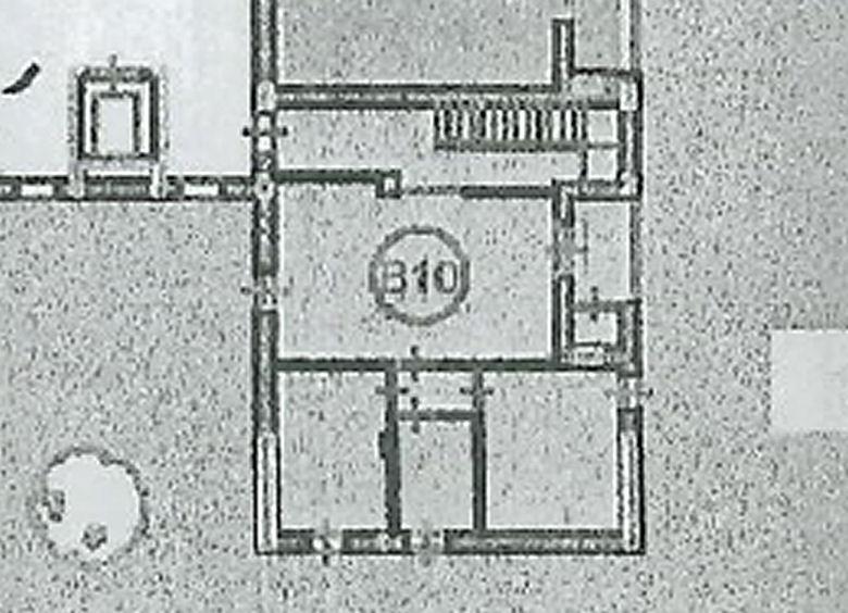 Planimetria 1/1 per rif. IA5349