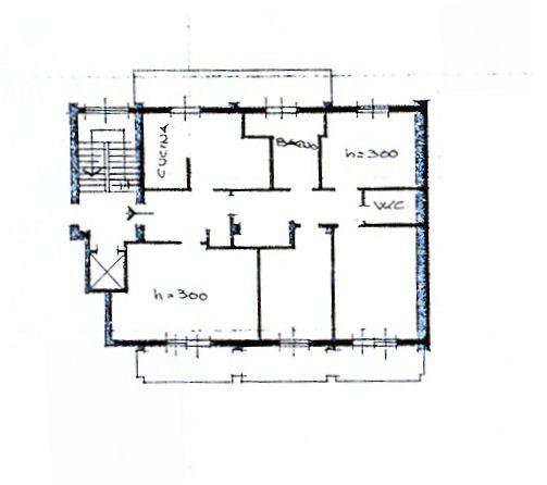Planimetria 1/1 per rif. IA5362