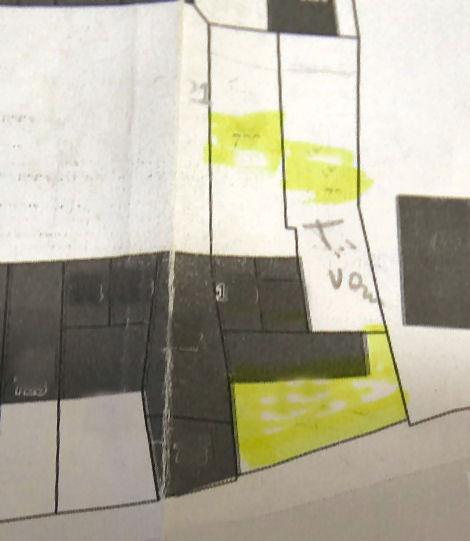 Planimetria 1/3 per rif. IA5367