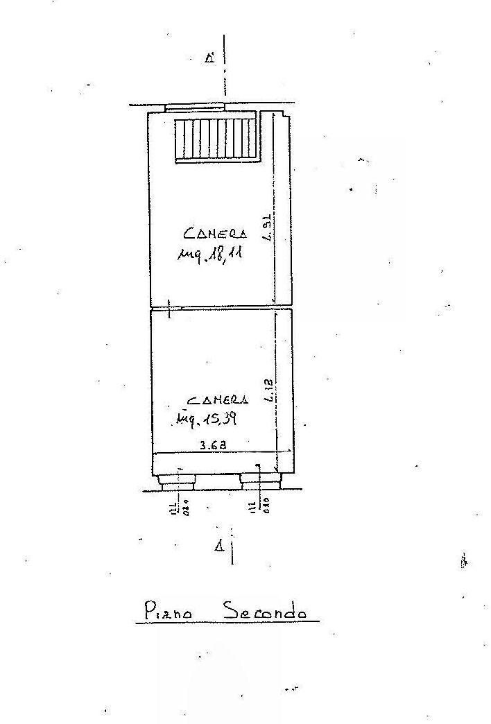Planimetria 3/3 per rif. IA5367