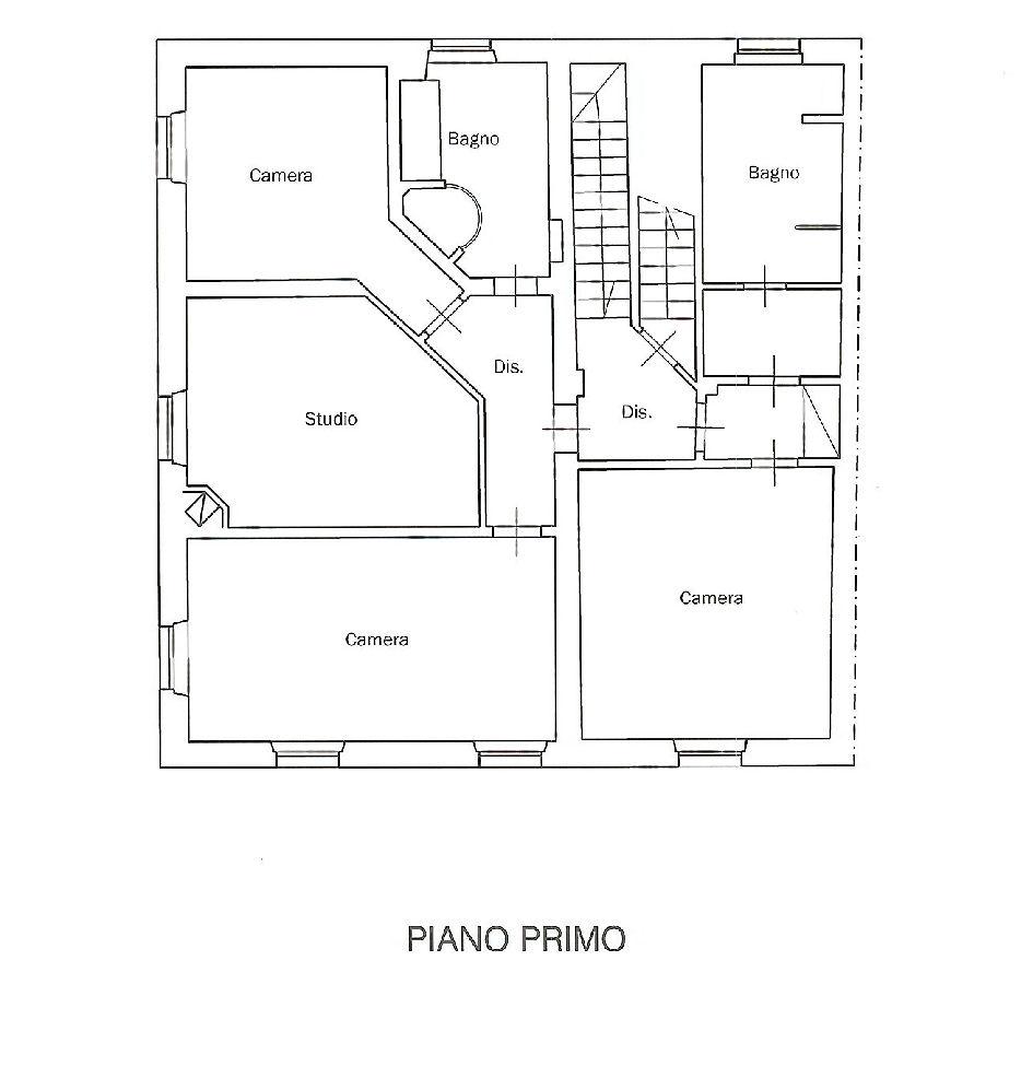 Planimetria 2/3 per rif. IA5373