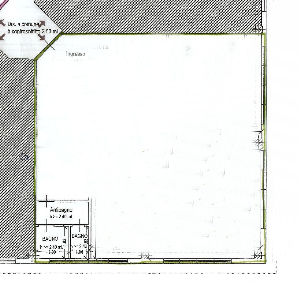 Planimetria 1/1 per rif. UF5380